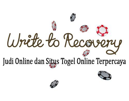 WritetoRecovery